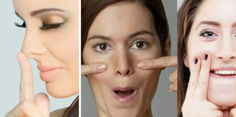 Nose Exercises to Make Nose Sharper