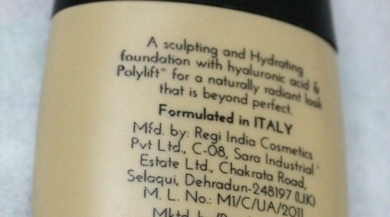 Nykaa Skingenius Sculpting And Hydrating Foundation 3