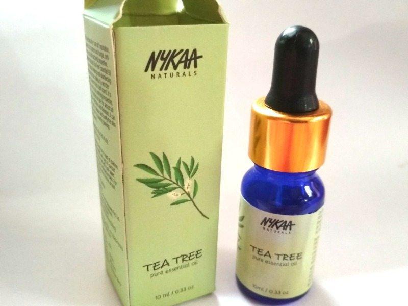 Nykaa Tea Tree Oil