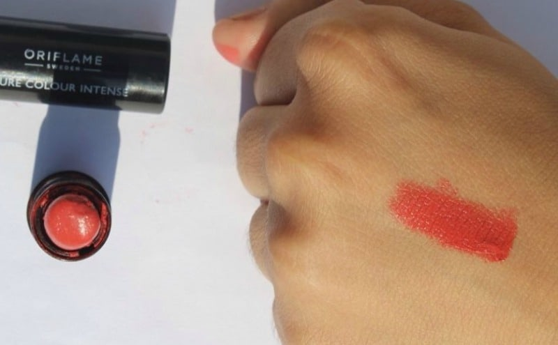 Oriflame Pure Colour Intense Rusty Red