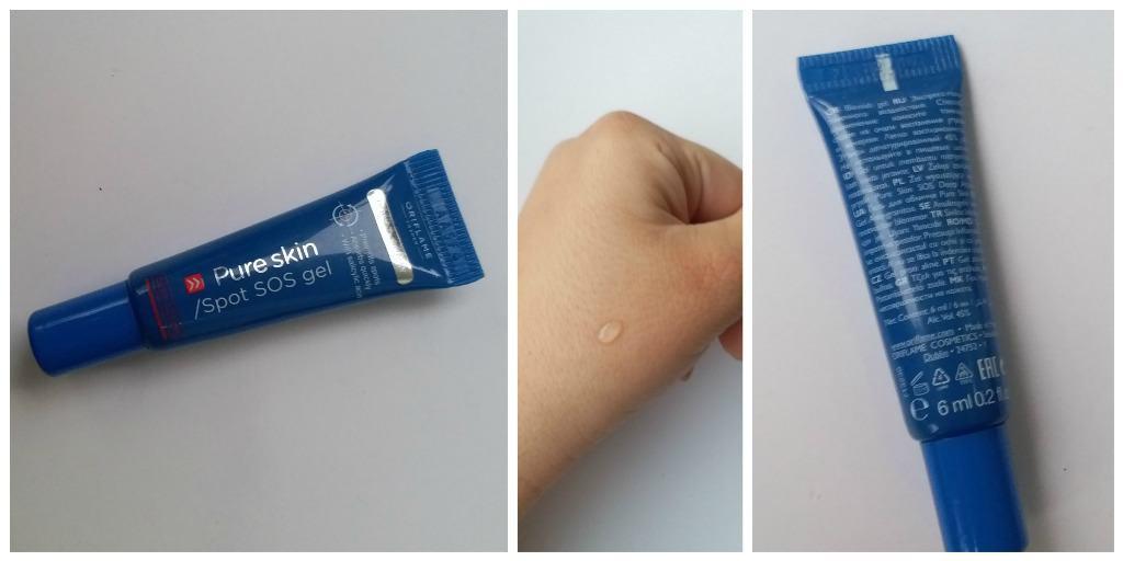 Oriflame Pure Skin SOS Spot Gel