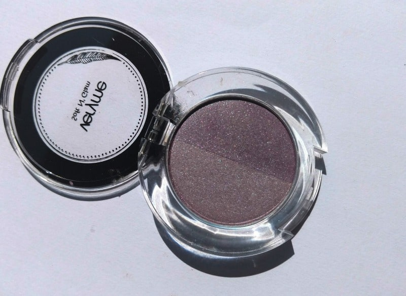 Oriflame Very Me Soft N Glam Eye Shadow Lady Lilac Review 2