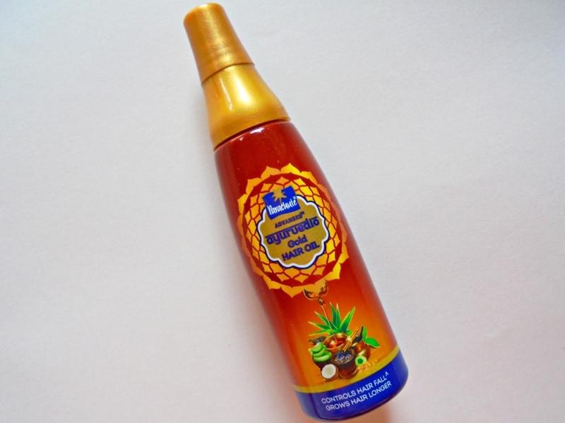 Parachute Advanced Ayurvedic Gold Hair Oil Review 1