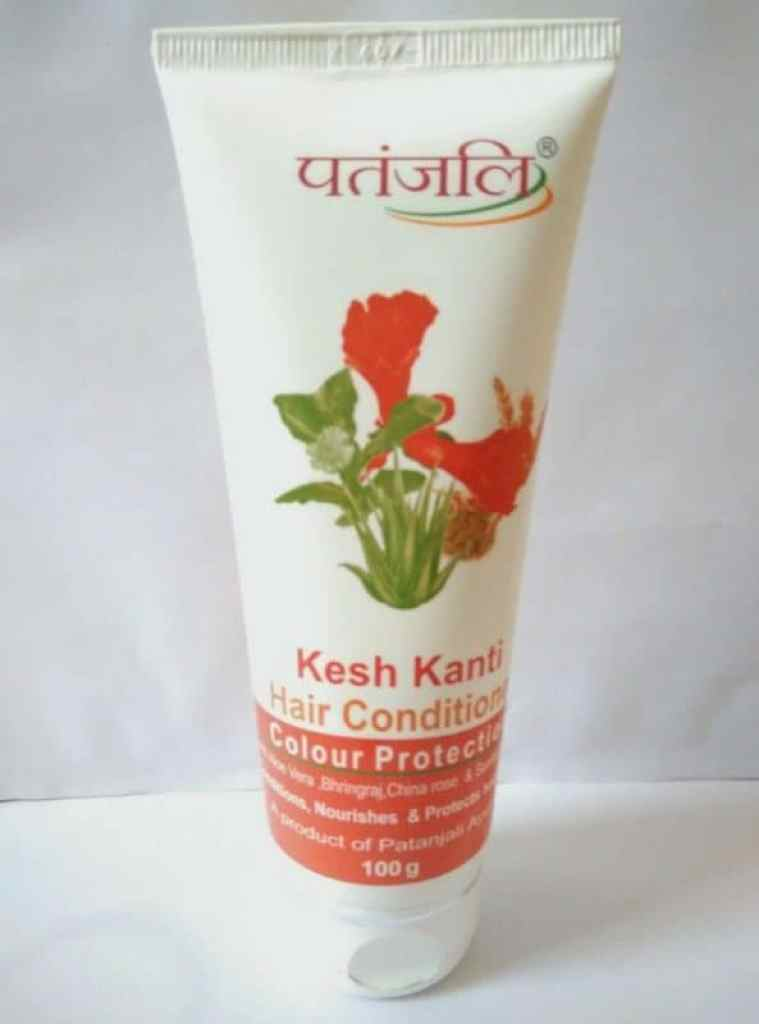 Patanjali Kesh Kanti Colour Protection Hair Conditioner