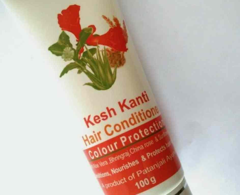 Patanjali Kesh Kanti Colour Protection Hair Conditioner 1
