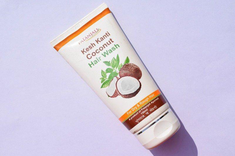 Patanjali Shampoo Coconut Hair Wash