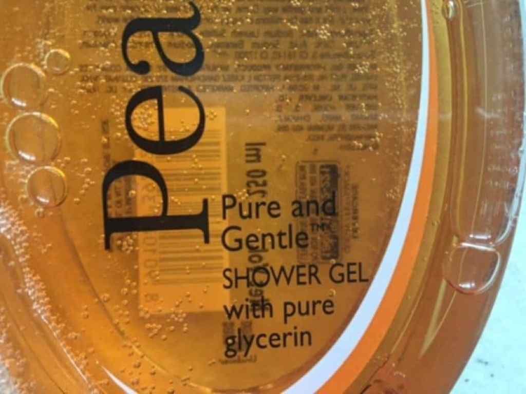 Pears Pure and Gentle Shower Gel Review 1