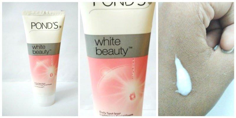 Ponds White Beauty Daily Spotless Lightening Facial Foam