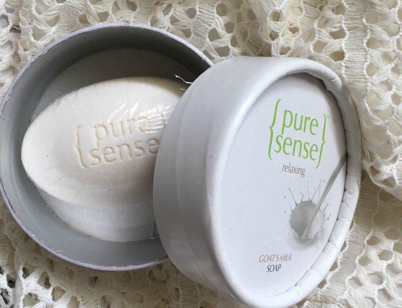 PureSense Goat's Milk Soap 1