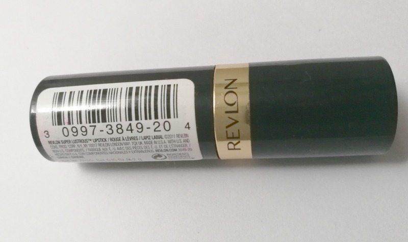 Revlon Super Lustrous Lipstick Siren 677 2