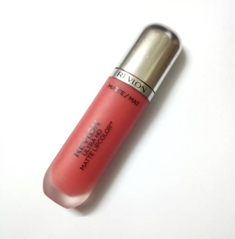 Revlon Ultra Hd Matte Lip Color 620 Hd Flirtation