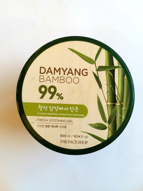 The Face Shop Damyang Bamboo Gel
