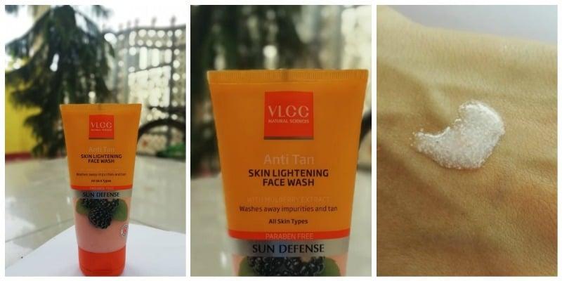 VLCC Anti Tan Skin Lightening Face Wash