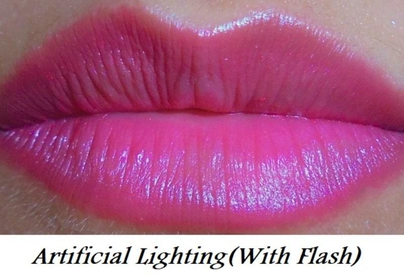 Wet n Wild Silk Finish Lipstick What's Up, Doc 6
