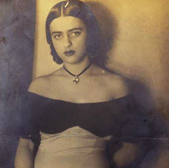 Who were the Pre Independence Fashion Icons of India ? 1