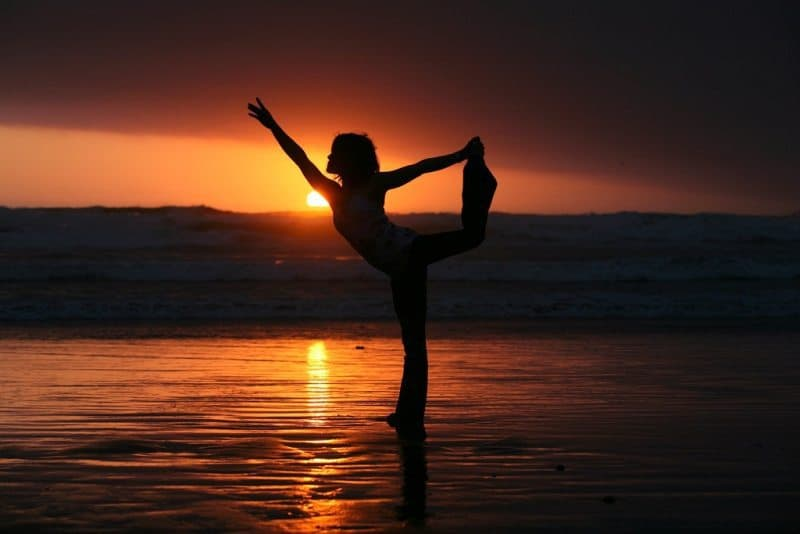 Yoga Poses To Get Your Thighs And Hips In Shape 1
