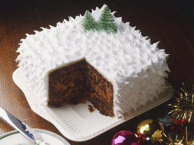 THE BIG BAKE ON FOR CHRISTMAS – DO TRY THIS AT HOME