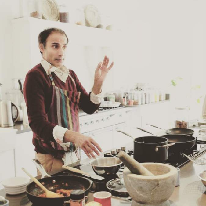 Cookalong Pancakes With Reza Mahammad This Shrove Tuesday