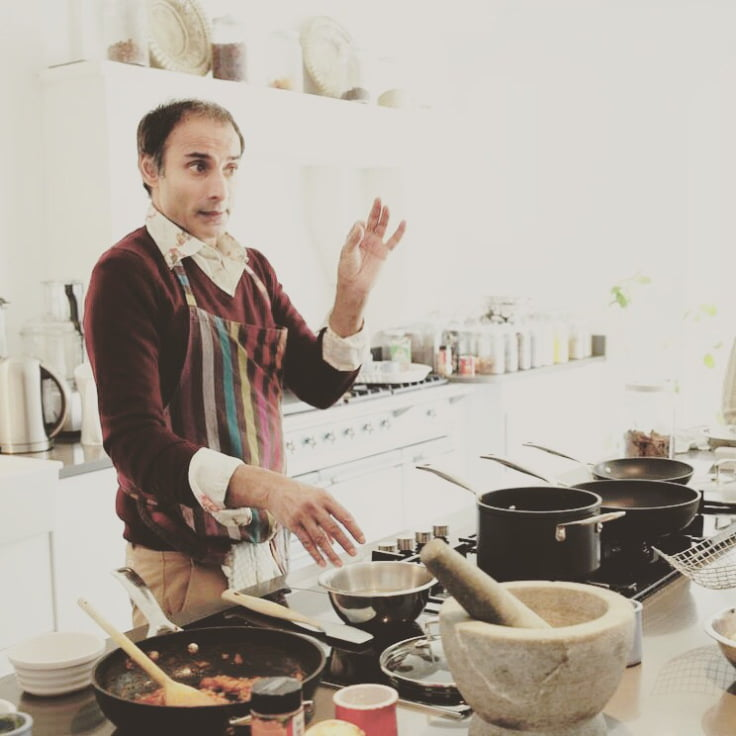 Cookalong Pancakes With Reza Mahammad This Shrove Tuesday