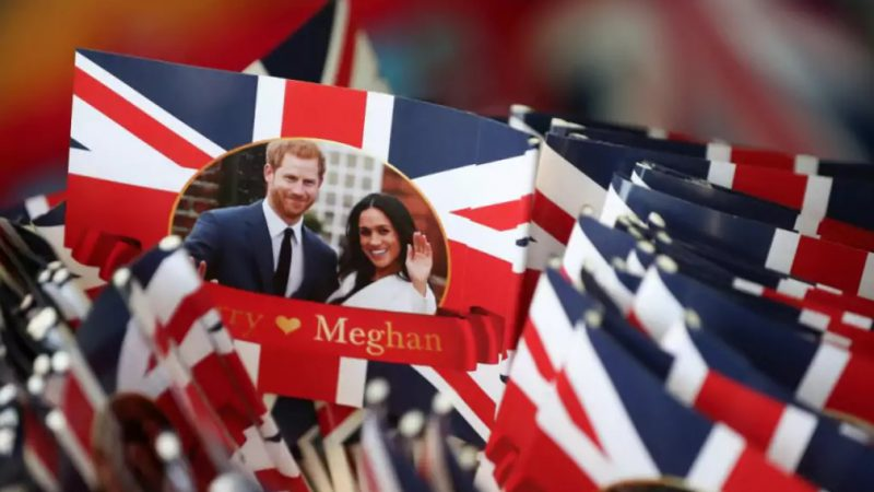 A Royal Wedding Whirlwind
