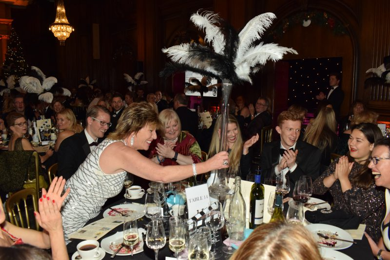 The Sylvia Anderson Awards at The Silver Screen Ball – Pinewood Studios