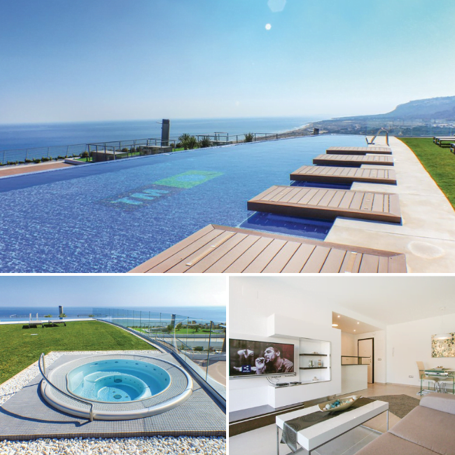 Top 10 Irresistible Villas & Apartments in Spain