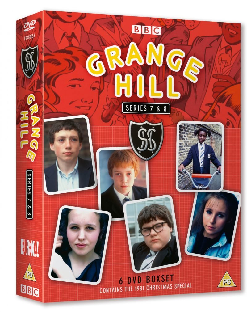Grange Hill Series 7 & Series 8 Box Set – Available Soon