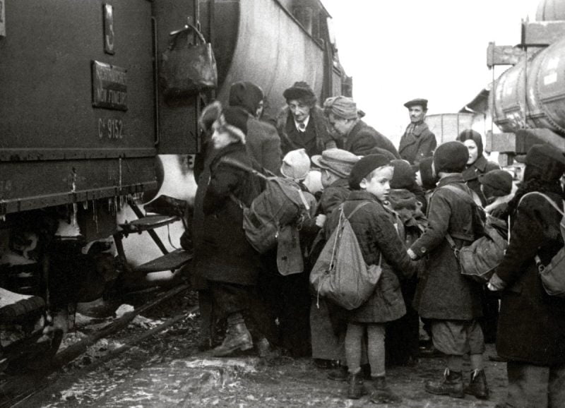 International Holocaust Remembrance Day – How We Saved the Children