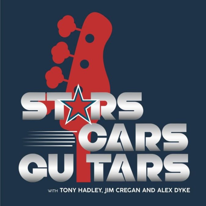 STARS CARS GUITARS – The Podcast Series