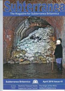 Bulletin 41 (Sapperton Tunnel)