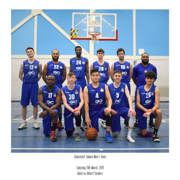 Gloucestershire School of Basketball   Gloucester Saxons are