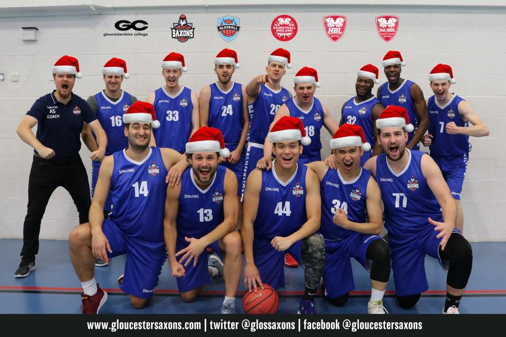 Gloucester Saxons Basketball Club Christmas 2019