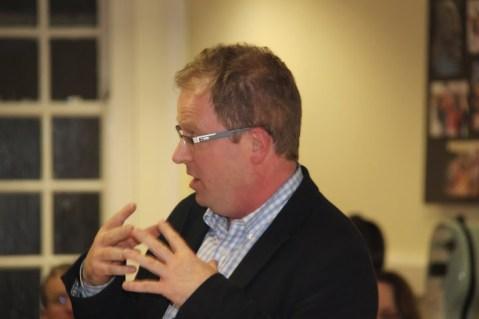 GSO musical director Glyn Oxley