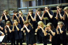 Cheltenham Youth Choir - Dove