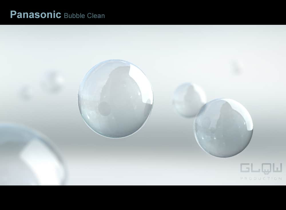 Panasonic Bubble Clean
