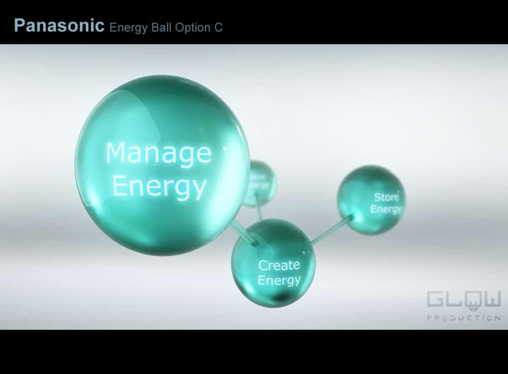 Panasonic Energy Ball option C