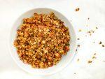 Healthy Crunchy Pumpkin Spice Granola