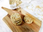 how to make healthy oat blinis