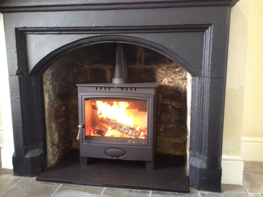 Wood burner installations in Taunton, Somerset Taunton