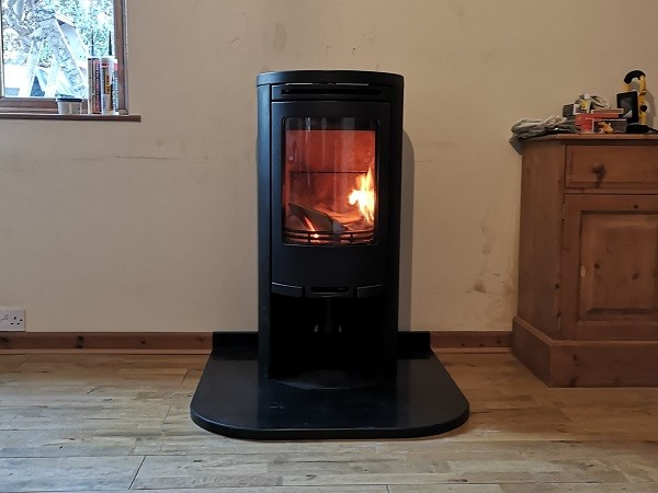 Wood burner installers in Taunton, Somerset