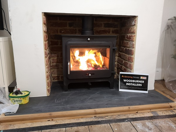 Stove installers in Chard, Somerset.