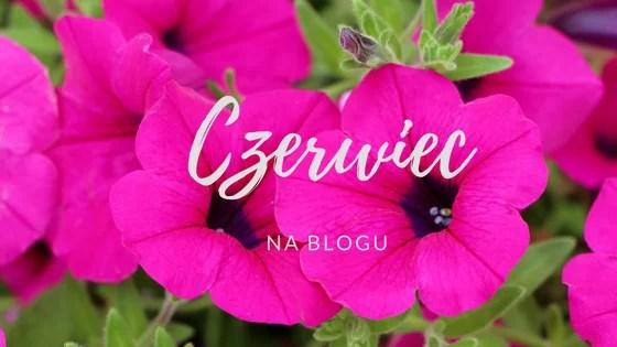 Podsumowanie czerwca na blogu