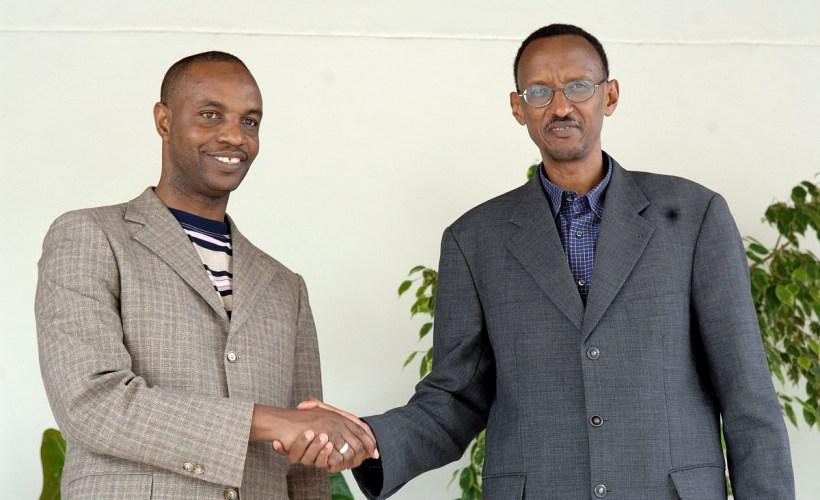 Radjabu na Kagame