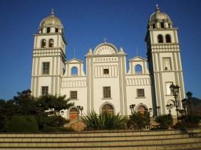Basilica de Suyapa Teguicgalpa in Honduras.