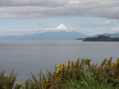 Osorno Volcano by Llanquihue