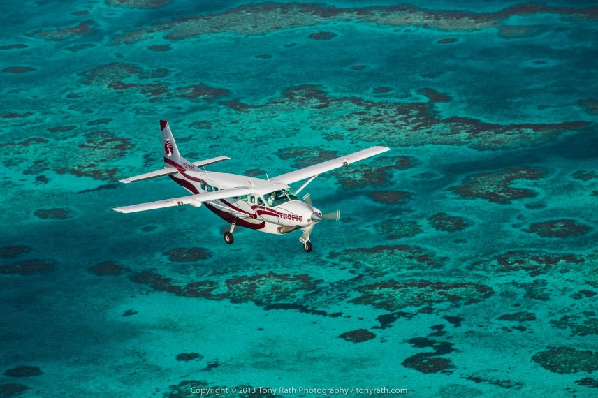 Ambergris Caye flight