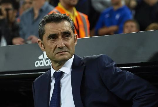 Valverde Writes Open Letter To Barcelona Players, Board After Sack