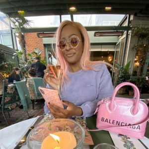 DJ Cuppy Announces Her Extended Play Is Almost Done