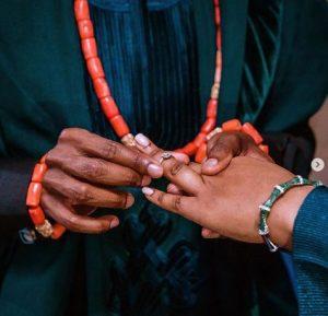 See Gorgeous Traditional Wedding Photos Of Vice President Osinbajo's Son