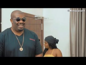 Comedy Video: Mr Macaroni ft. Don Jazzy – Meeting Father In-Law